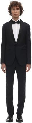 Lanvin 120's Wool Evening Suit
