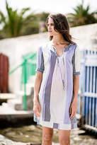 0039 Italy Molly Stripe Dress