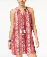 Hippie Rose Juniors' Peasant Shift Dress