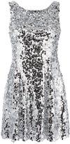 Dolce & Gabbana sequin short dress