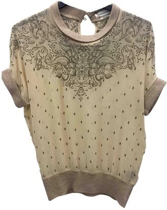 Etoile Isabel Marant Beige Silk Knitwear for Women