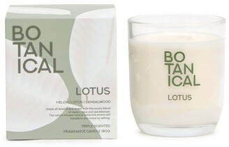 Salt&Pepper BOTANICAL Candle - Lotus -