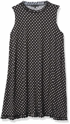 Tiana B Women's Petite dot Aline Dress