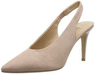 Dorothy Perkins Women's Daisy Slingback Court Closed Toe Heels, (Pink 145), 5 (38 EU)