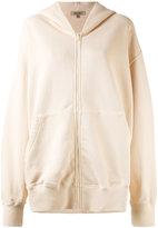 Yeezy oversized hoodie - women - Cotton - M