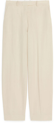 Arket Fluid Tapered Trousers