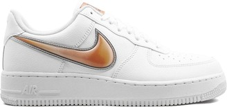 Nike Air Force 1 Low Oversized Swoosh sneakers