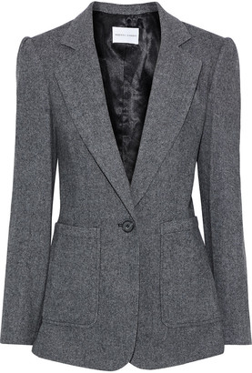 Rebecca Minkoff Pax Herringbone Wool-blend Blazer