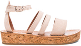 K. Jacques Suede Clairval Sandals