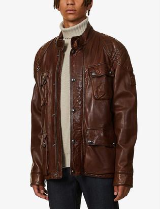 Belstaff Fieldbrook 2.0 leather jacket