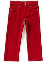 Class Club Little Boys 2T-7 Cordoruy Pants
