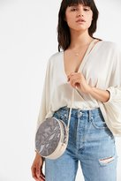 Urban Outfitters Double Zip Circle Crossbody Bag