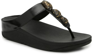 FitFlop Fino Wedge Sandal