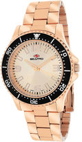 Seapro Tideway Womens Rose-Tone Dial Rose-Tone Stainless Steel Bracelet Watch