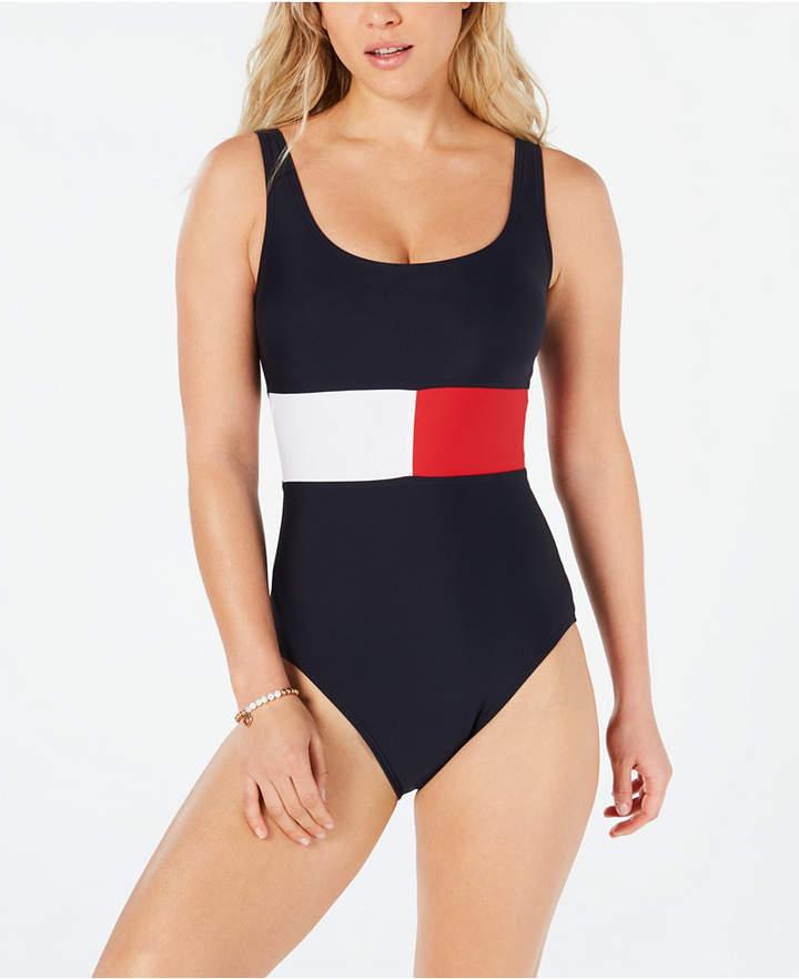 76aa7e9f34 Tommy Hilfiger Women's Swimwear - ShopStyle