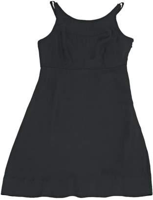 Marc by Marc Jacobs Black Silk Dress for Women