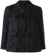 Ter Et Bantine jacquard cropped jacket