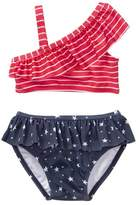 Gymboree Striped 2-Piece Swimsuit