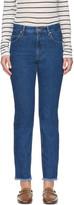 Etoile Isabel Marant Blue Slim Jeans