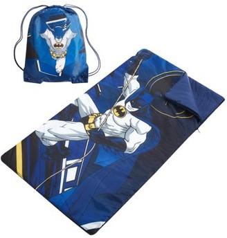 Batman Kids Slumber Bag and Sling Bag Set