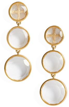 Dean Davidson Iconic Triple Drop Earrings