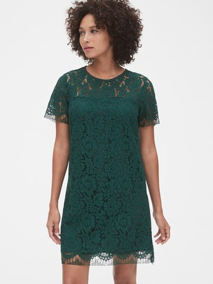Gap Lace Shift Dress