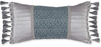 "Croscill Gabrijel 22"" x 11"" Boudoir Decorative Pillow Bedding"