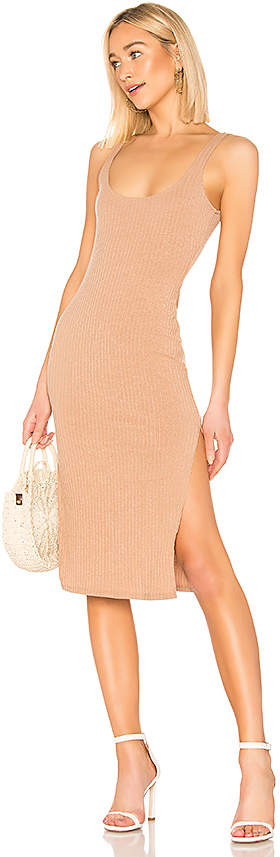 Privacy Please Aimee Midi Dress