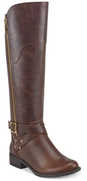 Gbg Los Angeles Haydin Riding Boots Women's Shoes