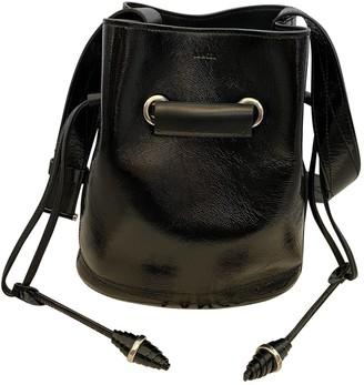 Lancel Huit Black Patent leather Handbags