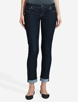 The Limited 678 Cuffed Skinny Jeans