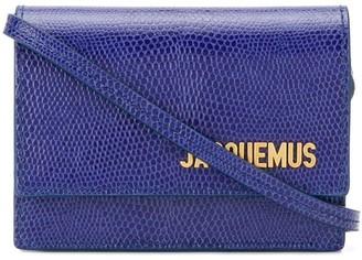 Jacquemus mini Bello crossbody bag