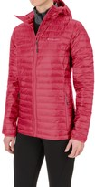 Columbia Platinum Plus 740 TurboDown® Hooded Jacket - 700 Fill Power (For Women)
