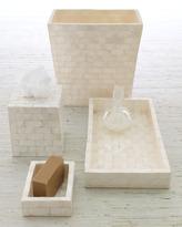 Natural Capiz Bath Accessories