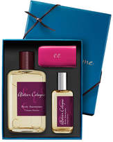 Atelier Cologne Rose Anonyme Cologne Absolue, 200 mL with Personalized Travel Spray, 30 mL