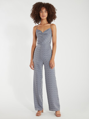 Finders Keepers Catalina Wide Leg Pantsuit