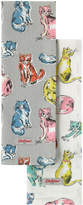 Cath Kidston Cats Set of Two Tea Towels