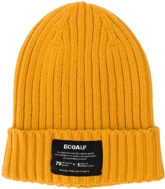 Ecoalf Logo Patch Beanie