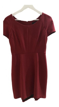 The Kooples Red Viscose Dresses