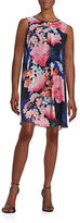 Vince Camuto Floral Day Dress