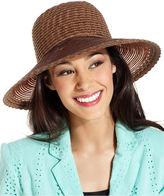Nine West Hat, Sheer Shadow Brim