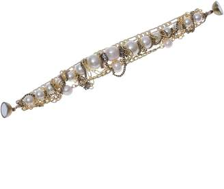 Nakamol Chicago Design Cultured Pearl Bracelet