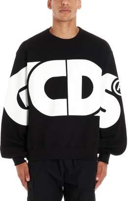 GCDS new Macro Logo Sweatshirt