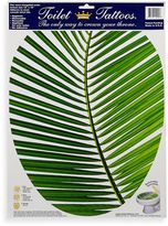 Bed Bath & Beyond Toilet Tattoos® Palm Frond in Elongated