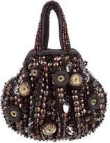 Jamin Puech Bead-Embellished Crossbody Bag