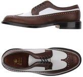 Alden Lace-up shoe