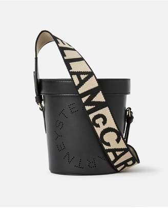 Stella McCartney Stella Logo Bucket Bag