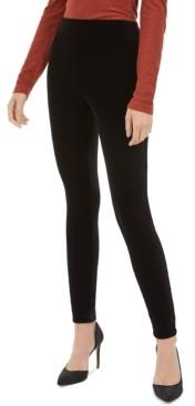 INC International Concepts I.n.c. Velvet Pull-On Skinny Pants, Created for Macy's