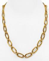 """Uno de 50 Chain Link Necklace, 24"""""""