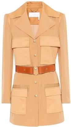 Chloã© Belted coat